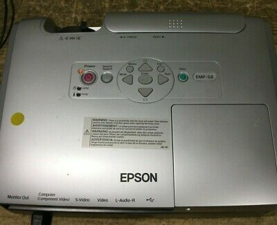 EPSON 3 LCD EMP- 54 projector