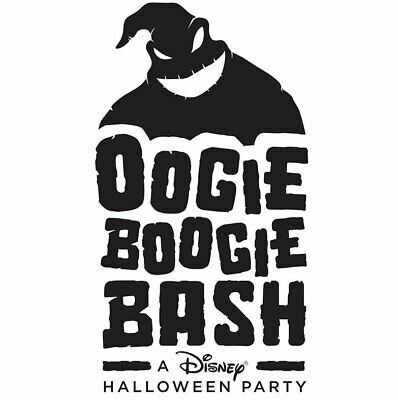 Disney's OOGIE BOOGIE BASH Ticket for Thursday Oct 17th   -   SOLD OUT
