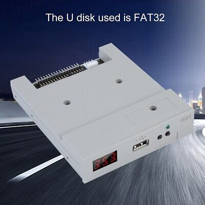 SFR1M44-U100 3.5in 1.44MB Floppy Drive Emulator Highly Secure Data Protection
