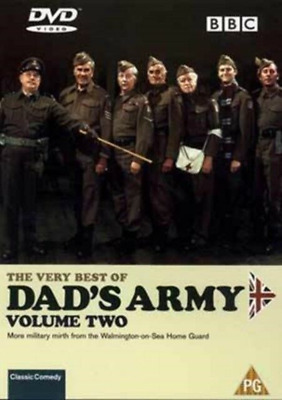The Very Best of Dad's Army - Volume Two (DVD) (2002) John Le Mesurier