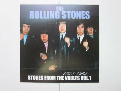 The Rolling Stones From The Vaults Vol 1 CD 2 Discs Set Music Rock Pops F/S