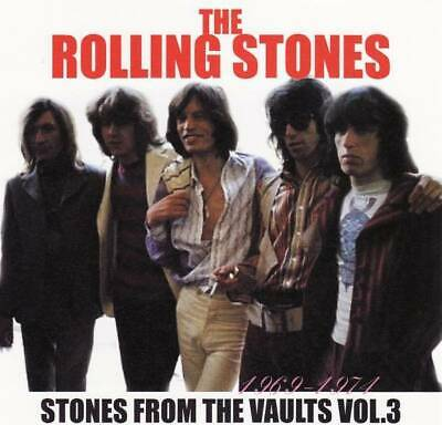 The Rolling Stones From The Vaults Vol 3 CD 2 Discs Set Music Pops Rock F/S