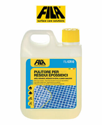 Fila FILACR10 Cleaner for Residue Epoxy Dome 1 L