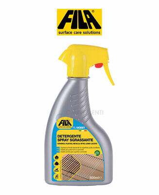 Fila Filahobby Detergent Spray Degreasing 500 ML