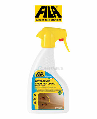 Fila Filaparquet Net Detergent Spray for Wood 500 ML