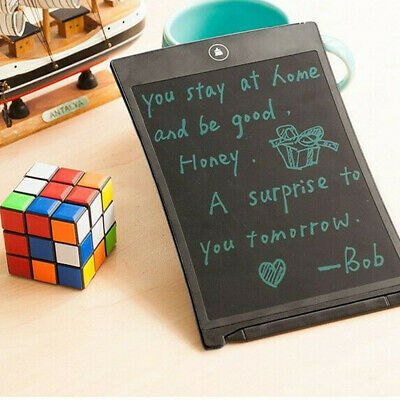 12'' LCD Digital Writing Pad Hand Tablet Drawing Electronic  Memo Message Boards