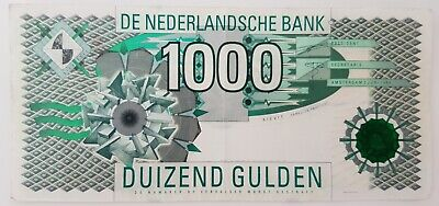 Netherlands 1000 Gulden 1994