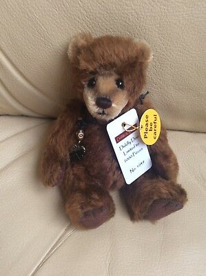 Charlie Bears Diddly Doo Mohair Minimo under RRP