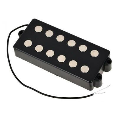 P Bass Pickup Set for 6 String Precision Bass Parts Accessories