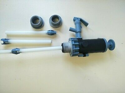 Drum Hand Operated Positive Displacement Pump, 20L/min