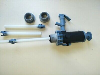 Drum Pump Hand Operated Positive Displacement Pump, 20L/min