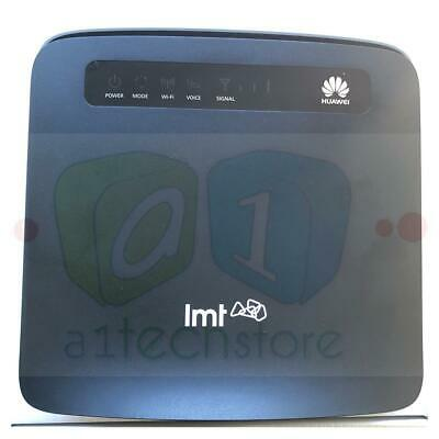 Used Huawei E5186s-22A 4G Sim Card Wireless Router LTE CAT 6 300MBPS White