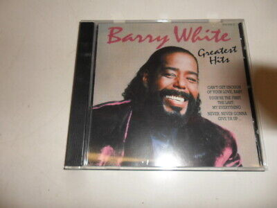 CD  Barry White - Greatest Hits