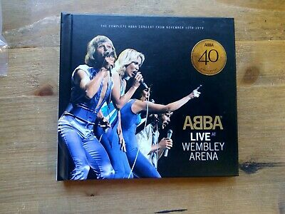 Live At Wembley Arena (2 CD, Digi Book, Limited) by Abba | CD | condition good