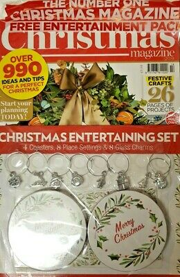 Christmas Magazine 2019 = Over 990 Ideas/Tips = Free Xmas Entertainment Pack