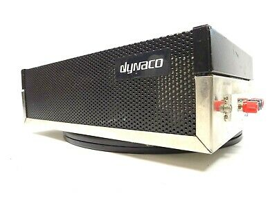 DYNACO ST80 Stereo 2 Channel Amplifier Works Great