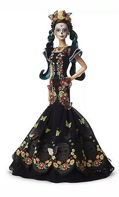 2019 Barbie Dia De Los Muertos Day of The Dead Limited Release Sold Out In Hand!