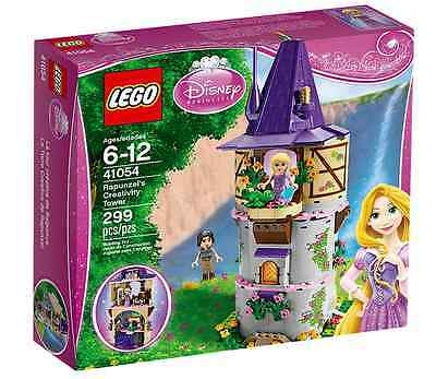 LEGO® Disney Princess 41054 Rapunzel's Creativity Tower NEU OVP NEW MISB NRFB