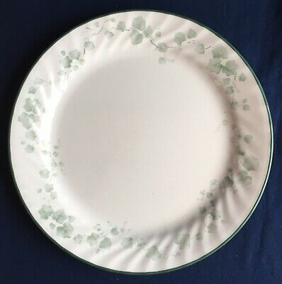 Corelle by Corning Dinner Plate 10 Inches Callaway Green Ivy Made in USA