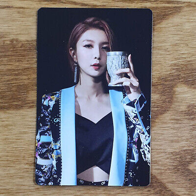 Dami Official Photocard Dream Catcher Special Mini Album Raid of Dream
