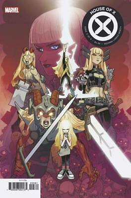 Marvel 2019 House of X #5 Lafuente Character MAGIK Decades Variant NM Unread