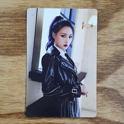 Siyeon Official Photocard Dream Catcher Special Mini Album Raid of Dream