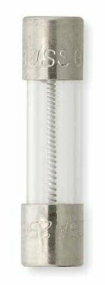 800mA Time Delay Cylindrical Fuse 5PK 250VAC
