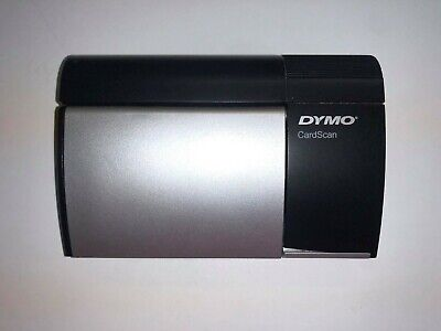 Dymo Cardscan 62 Personal Business Card Scanner 24 95