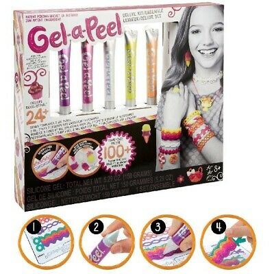 Gel-a-Peel Deluxe 5-Pack Kit
