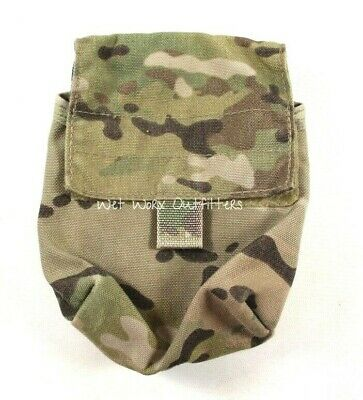 Eagle Industries SOFLCS Multicam Nutsack 100rd SAW Ammo Utility GP MOLLE Pouch