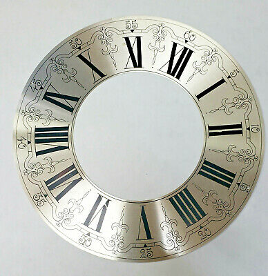 "New 9-5/8"" Quality Metal Clock Dial Time Ring (C-651)"