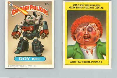 1986 Topps Garbage Pail Kids Variation Stickers You Pick One Listed GP1.
