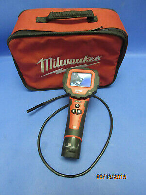 Milwaukee 2313-20 M12 M-Spector 360 Digital Inspection Camera  (Bare Tool Only)