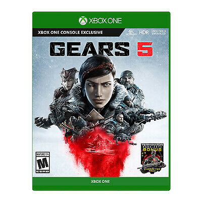 Gears 5 Xbox One [Brand New]