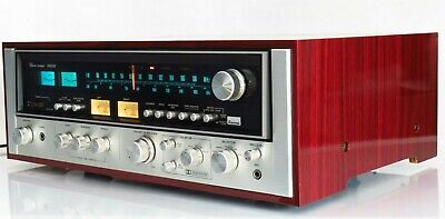 Sansui 8080DB Vintage Stereo Receiver With Box and Manual