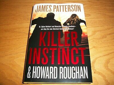 Killer Instinct by James Patterson And Howard Roughan (Hardcover) Brand new