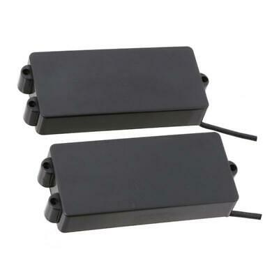 2pcs P Bass Pickup Set for 5 String Precision Bass Parts Accessories