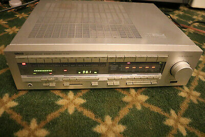 Yamaha R-100 Stereo Receiver  Works Well