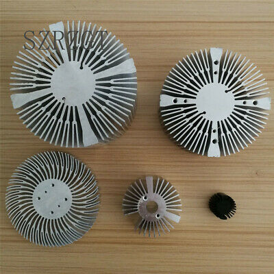 1W 3W 5W 10W 20W 30W 50W 100W Watt High Power LED Heatsink cooller light DIY