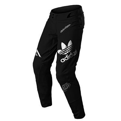 Troy Lee Designs Cross Hose Ultra Adidas Team Schwarz
