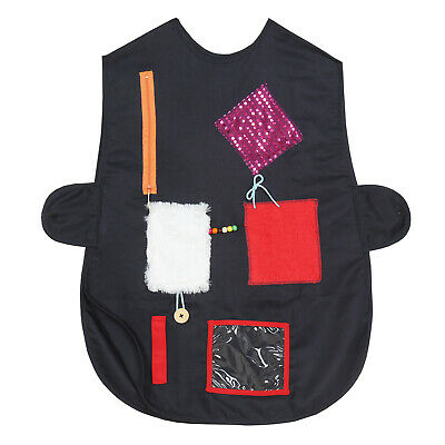 Elderly Activity Apron - Mental Acuity & Sensory Stimulation for Dementia