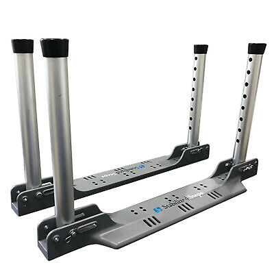 Stabilized Steps Walker Stabilizer Steps - Walker Accessory Fits Most Walkers