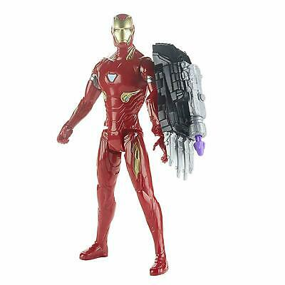 Marvel Avengers Titan Hero Series Iron Man Figure 11''