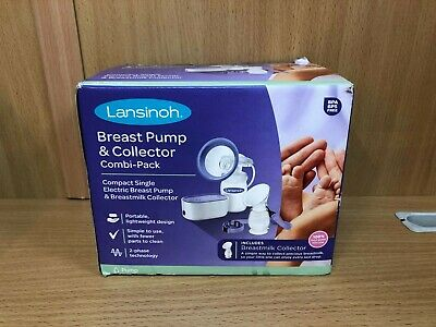 Lansinoh Single Electric Combi Breast Pump & Breastmilk Collector RO 117310