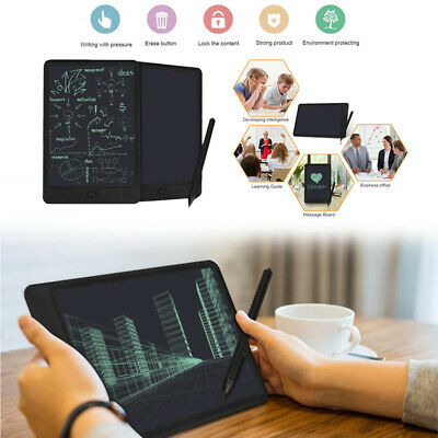 10inch LCD e-Writer Tablet Writing Drawing Memo Pad Message Boogie Board Black