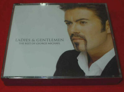 Ladies & Gentlemen: The Best of George Michael [Australia] by George Michael 3CD