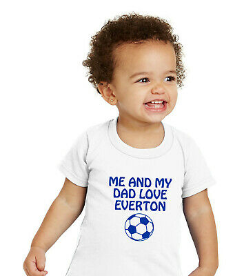 New Everton FC Club Baby Love and Hugs Training Cup Blue