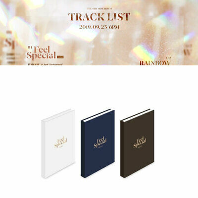 TWICE [FEEL SPECIAL] Album CD+PhotoBook+PhotoCard+Rolled Poster+PreOrder Photo