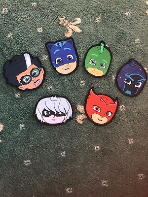 PJ mask Fabric Patches