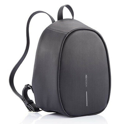 NEW XD Design Bobby Elle Anti-Theft Lady Backpack Black
